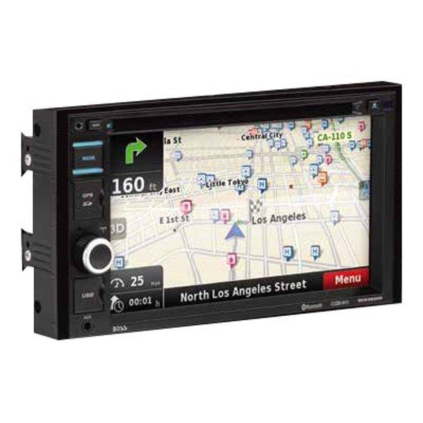 BOSS Audio BV9382NV Double Din, Touchscreen, Bluetooth, Navigation/GPS,  DVD/CD/MP3/USB/SD AM/FM Car Stereo - Walmart.com - Walmart.comWalmart
