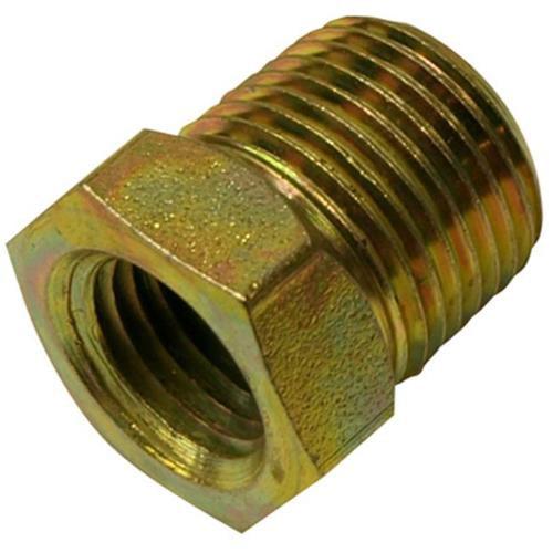 "APACHE HOSE & BELTING INC 39035474 3/8"" Male Pipe x 1/4"" Female Pipe, Hydraulic Adapter"