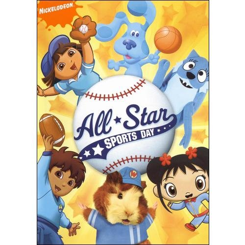 All Star Sports Day [DVD] by NATIONAL AMUSEMENT INC.