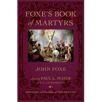 Foxe's Book of Martyrs (Hardcover)