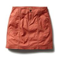 Royal Robbins Women's Kick It Skirt Light Khaki 8