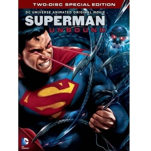 DC Universe: Superman Unbound - Animated Original Movie (Special Edition) (Widescreen)