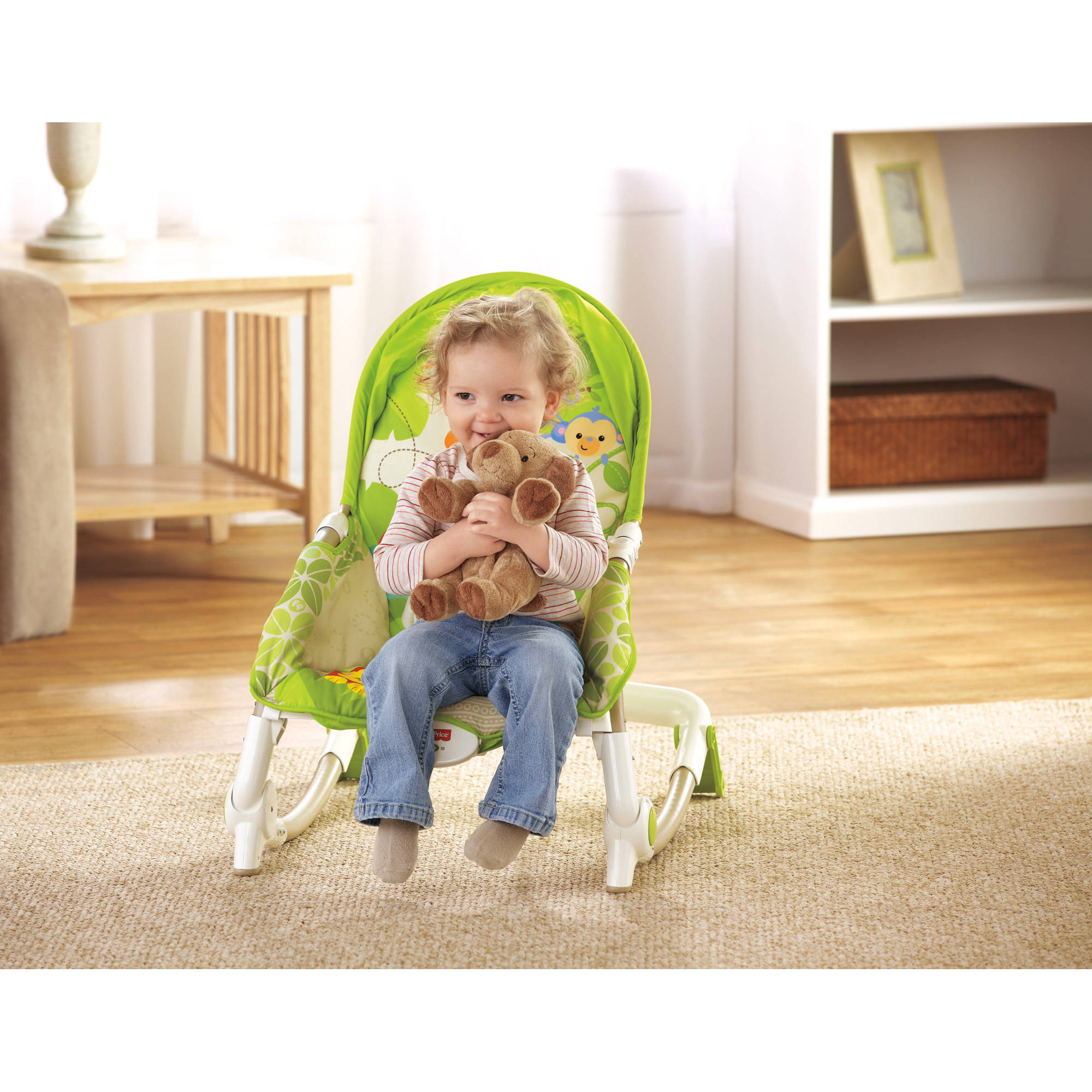 Fisher-Price Newborn to Toddler Rocker