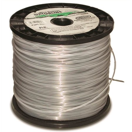 "Genuine Oregon 22-070 Magnum Gatorline Square String Trimmer Line .170"" Dia. 5lb. Spool"