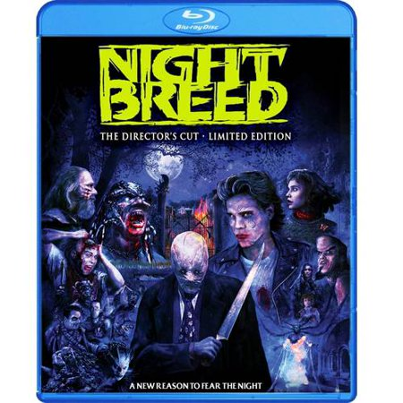 Nightbreed: The Director's Cut (Limited Edition) (Blu-ray) (Widescreen)