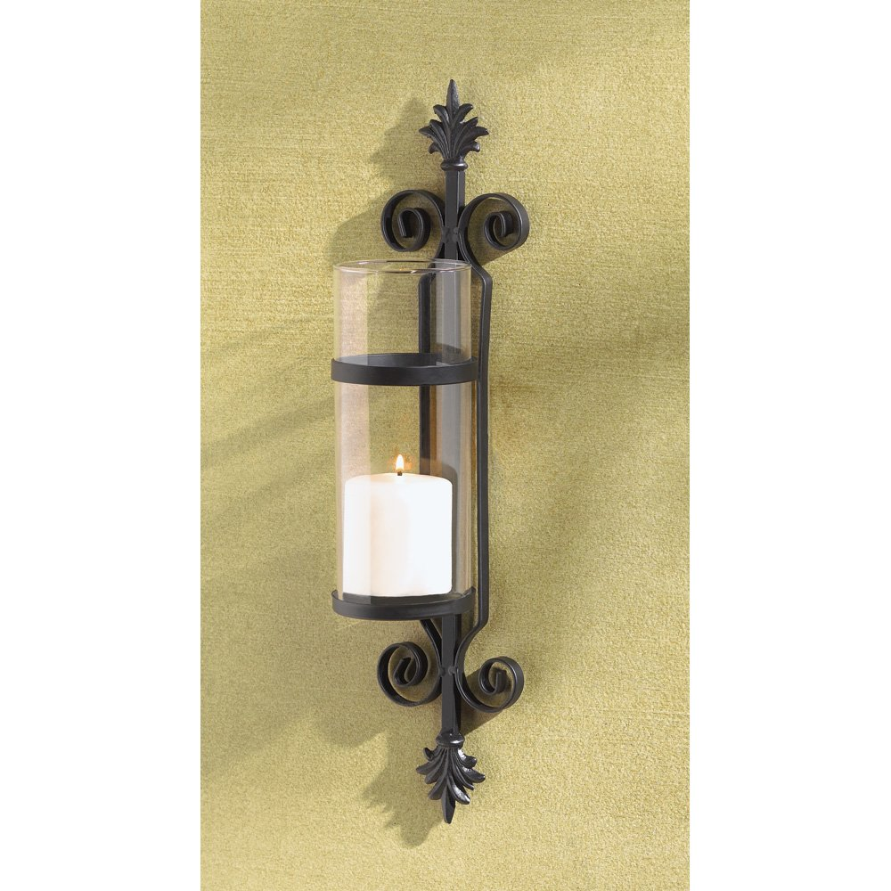 Wall Sconce Candle, Decorative Modern Wall Sconce Candle Holder ...