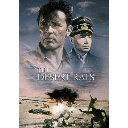 The Desert Rats (Vudu Digital Video on (British Desert Rat)