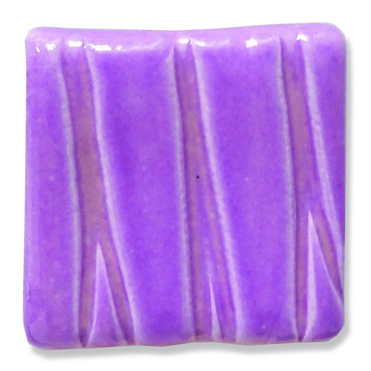 Speedball Art 16 oz. (pint) Earthenware Glaze--Violet