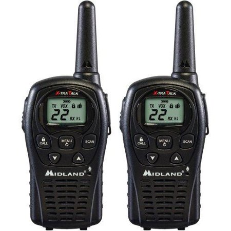 Midland Two-Way Radios With 24 Mile Range
