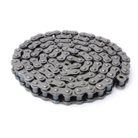 #100 Roller Chain 100-1X10FT 10 (Single Strand Roller Chain)