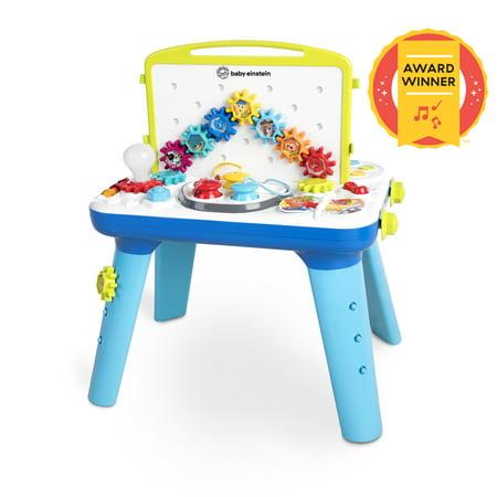 Baby Einstein Curiosity Table Activity Center Station Toddler Toy, Ages 12 months +