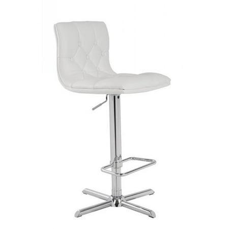 Strange Orren Ellis Clower Modern Full Back Adjustable Height Swivel Bar Stool Ibusinesslaw Wood Chair Design Ideas Ibusinesslaworg