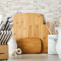 Deals on Farberware Classic Three Piece Bamboo Cutting Board Set