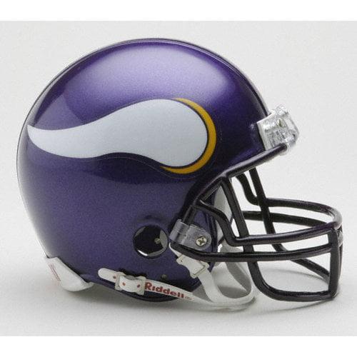 NFL - Minnesota Vikings NFL Riddell Mini Helmet