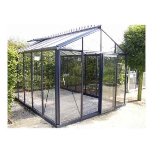 Janssens Royal Victorian 10.1 x 15-Foot Greenhouse