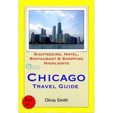 Chicago, Illinois Travel Guide - Sightseeing, Hotel, Restaurant & Shopping Highlights (Illustrated) - - Halloween Themed Restaurants Chicago