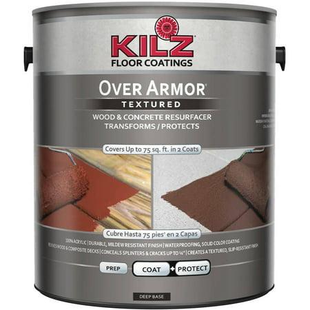 Kilz Over Armor Textured Gallon Walmart