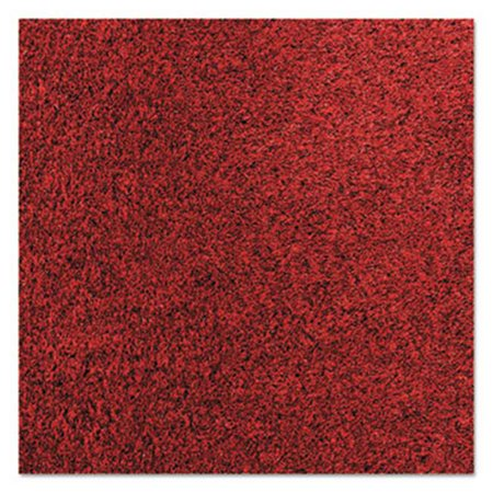 Crown Mats & Matting GS0046CR 48 x 72 in. Rely-On Olefin Indoor Wiper Mat - Castellan Red Crown Mats Matting