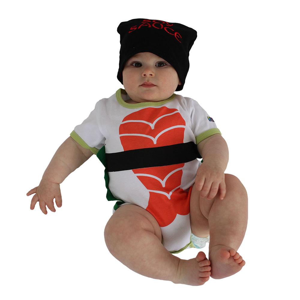 Sozo Baby Girls Arm Candy Bodysuit /& Cap Set