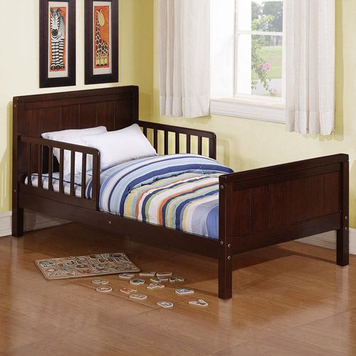 Baby Relax Nantucket Toddler Bed, Multiple Colors