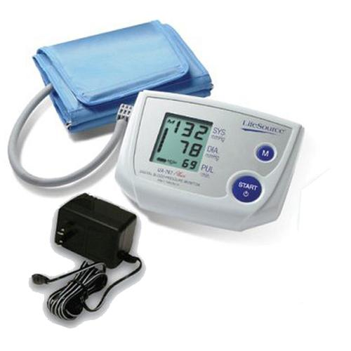 Lifesource UA-767PSAC Automatic Deluxe Blood Pressure Monitor Small
