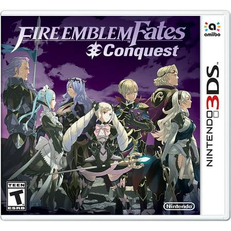 Fire Emblem Fates: Conquest, Nintendo, Nintendo 3DS, [Digital Download],