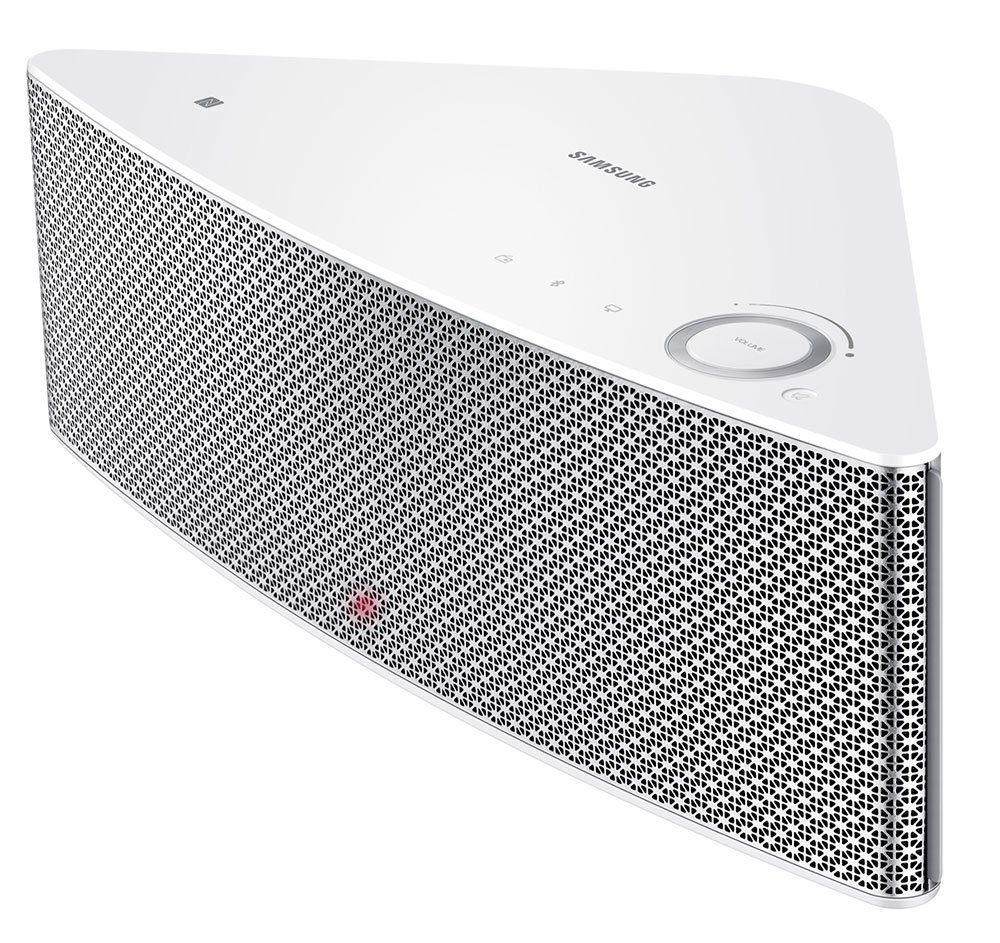 SAMSUNG Wi-Fi & Bluetooth Shape Speaker - WAM551/ZA