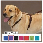 Pet Pals US2395 08 94 Z & Z Nylon Harness 8-14 In Ultra Violet