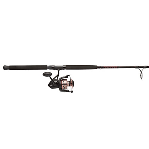 PENN Fierce II Spinning Reel and Fishing Rod Combo by Penn