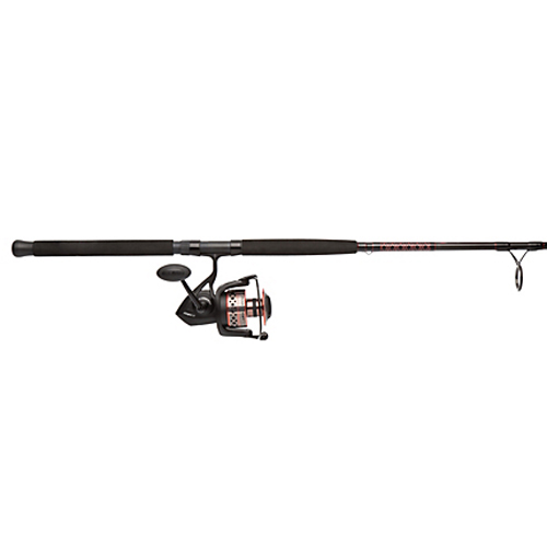 PENN Fierce II Spinning Reel and Fishing Rod Combo