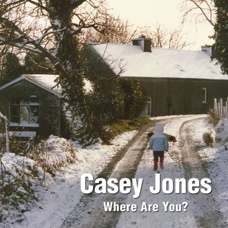 Casey Jones - Where Are You? A Winter Tale of a Lost Toy - eBook (You Are Winner)
