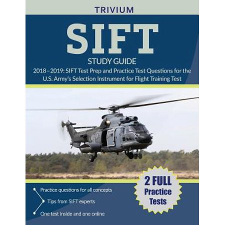 SIFT Study Guide - Military Flight Tests