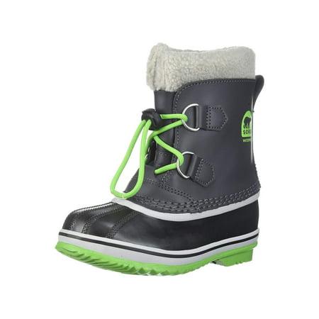 eef2f5a2828a4 SOREL - Sorel Kids  Childrens Yoot Pac Tp Snow Boot - Walmart.com