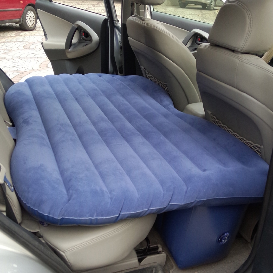 Backseat Inflatable Bed New Waterproof Car Mobile Cushion Seat Sleep Rest Airbed Mattress