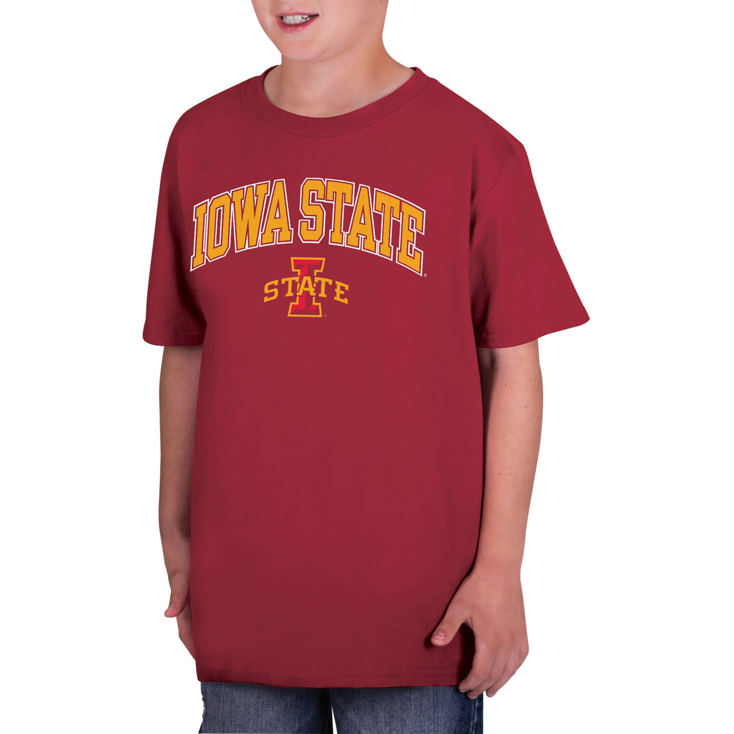 NCAA Iowa State Cyclones Boys Classic Cotton T-Shirt