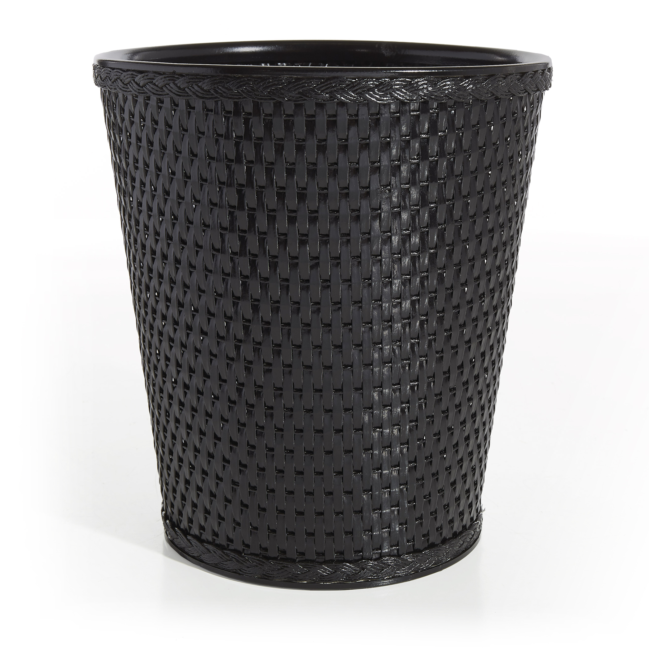 LaMont Home Carter Collection - Round Wastebasket