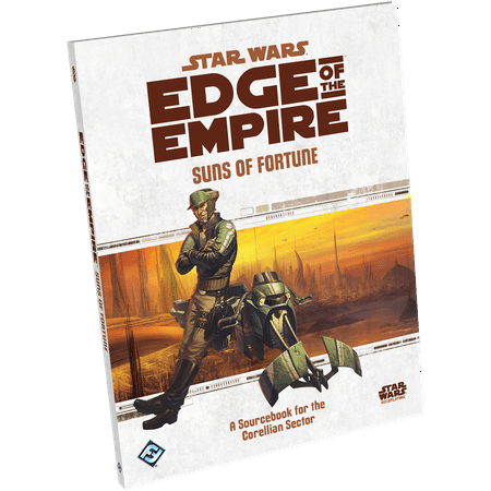 Star Wars: Edge of Empire - Suns of Fortune (Star Wars Edge Of The Empire Dice)