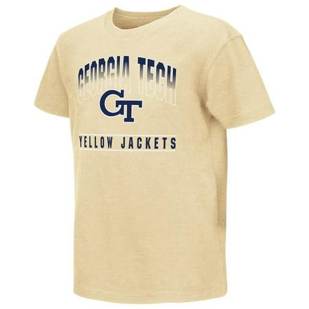 - Georgia Tech GT Youth Golden Boy Short Sleeve Tee