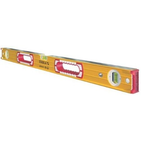 Box Level,72 in.L,Yellow STABILA 37472