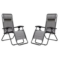 Caravan Sports Infinity Zero Gravity Chair 2 Pack