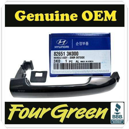 82651-3K000 Outside Door Handle for Hyundai 2006-2010 Sonata OEM [826513K000]