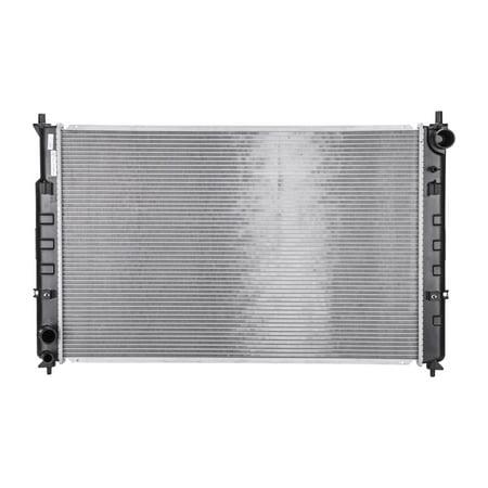 Mazda Mpv Radiator Hose - TYC 2456 for Mazda Mpv 1-Row Plastic Aluminum Replacement Radiator