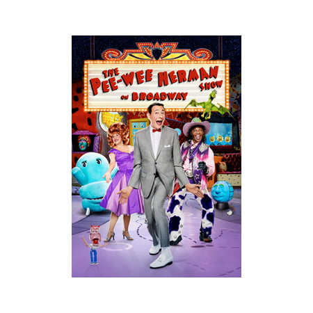 The Pee-Wee Herman Show on Broadway (DVD)