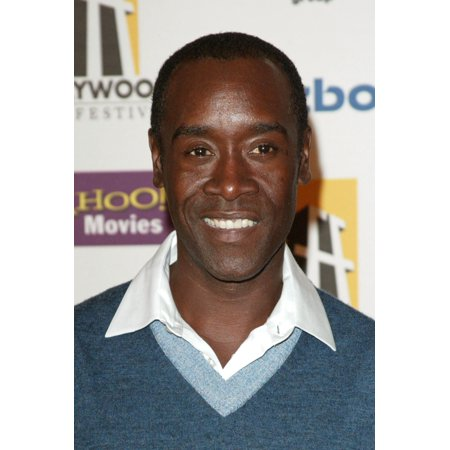 Don Cheadle At Arrivals For 9Th Annual Hollywood Film Festival Hollywood Awards Beverly Hilton Hotel Los Angeles Ca October 24 2005 Photo By Jeremy Montemagnieverett Collection Photo Print