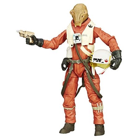 star wars black series x-wing pilot asty 6 inch action - X Wing Pilot