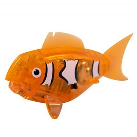 Hexbug aquabot robotic fish wave 3 colors styles vary for Hex bugs fish