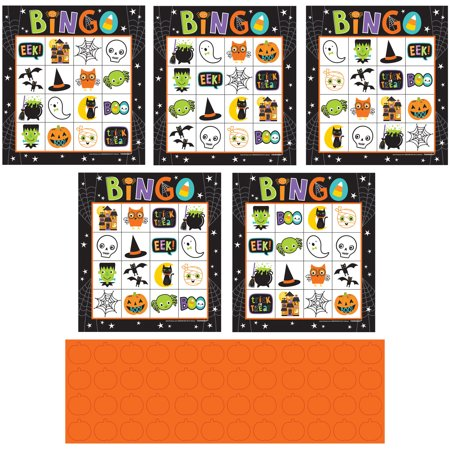 Hallo-Ween Friends Bingo - Bingo Online Halloween