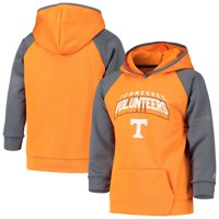 Youth Russell Athletic Tennessee Orange Tennessee Volunteers Colorblock Pullover Hoodie