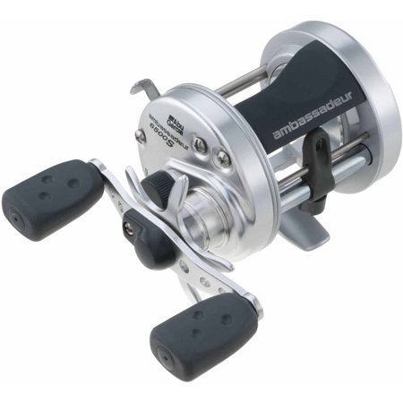 Abu garcia ambassadeur s baitcast round fishing reel for Walmart fishing reels