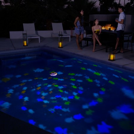 SwimWays Rainbow Reef Aquarium Pool Light